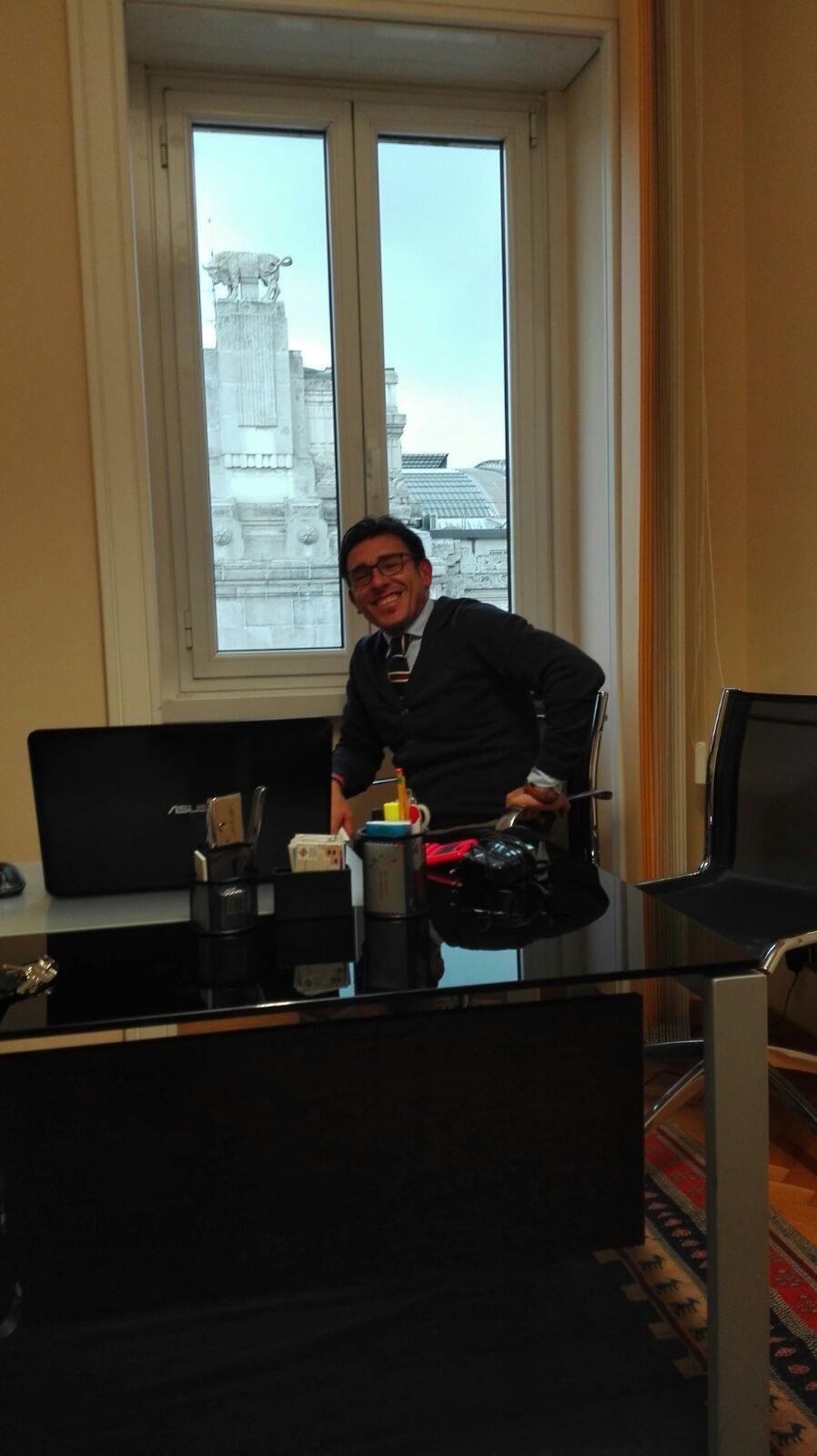 Vi aspettiamo nel nuovo ufficio!